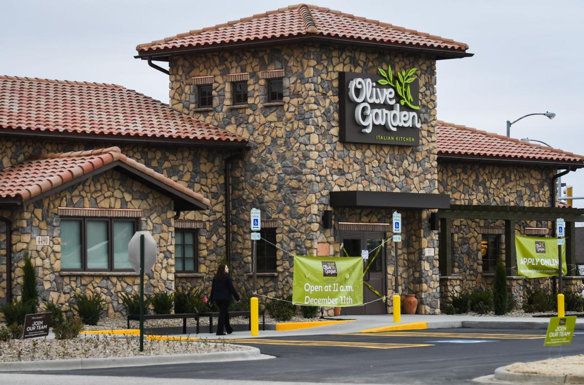 Olive Garden To Open Dec 11 In Moline Local