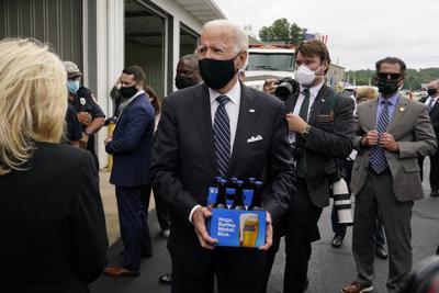 Election 2020 Biden Sept 11