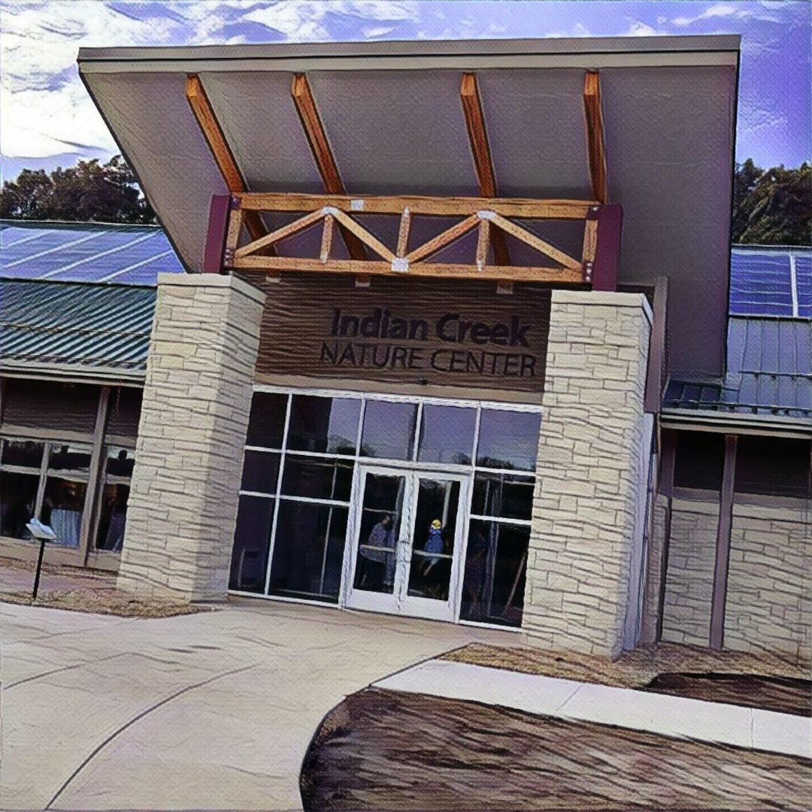 Indian Creek Nature Center: New space, same mission