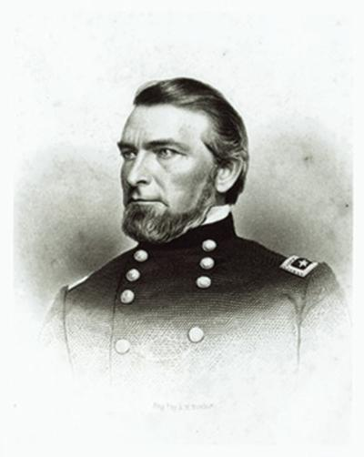 C.C Washburn founded General Mills; studied law in Rock Island