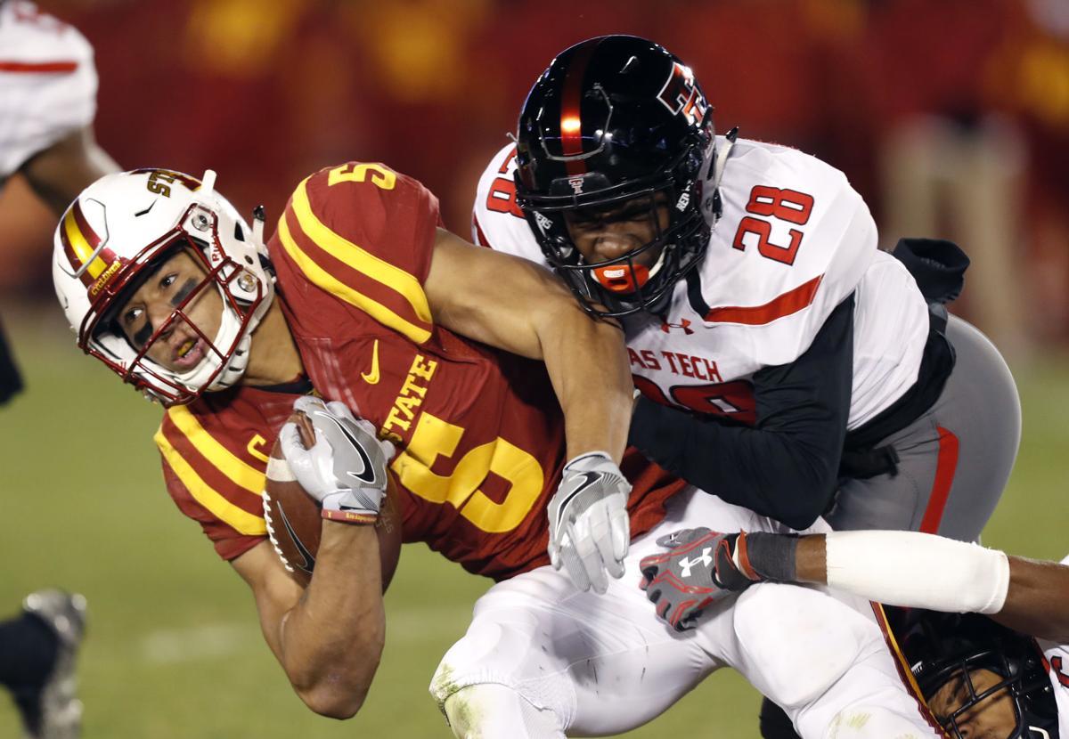 Iowa State Wr Allen Lazard To Return For Senior Season College Sports Qconline Com