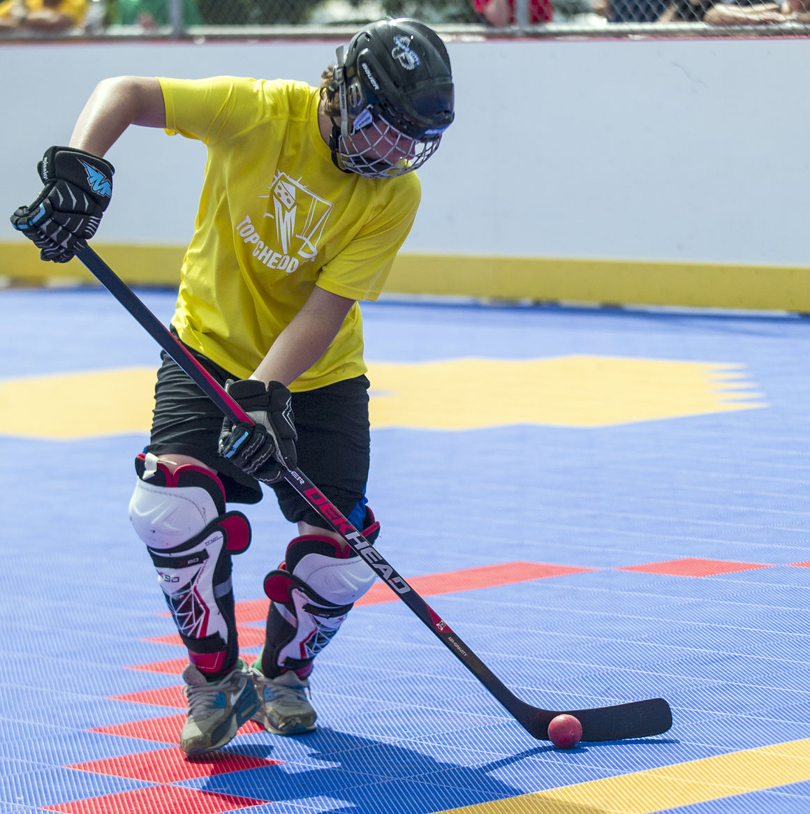 Give a kid a hockey stick, and life changes | Life