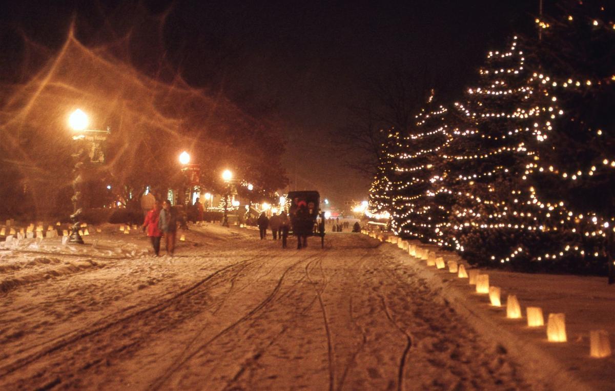 Geneseo Christmas 1995