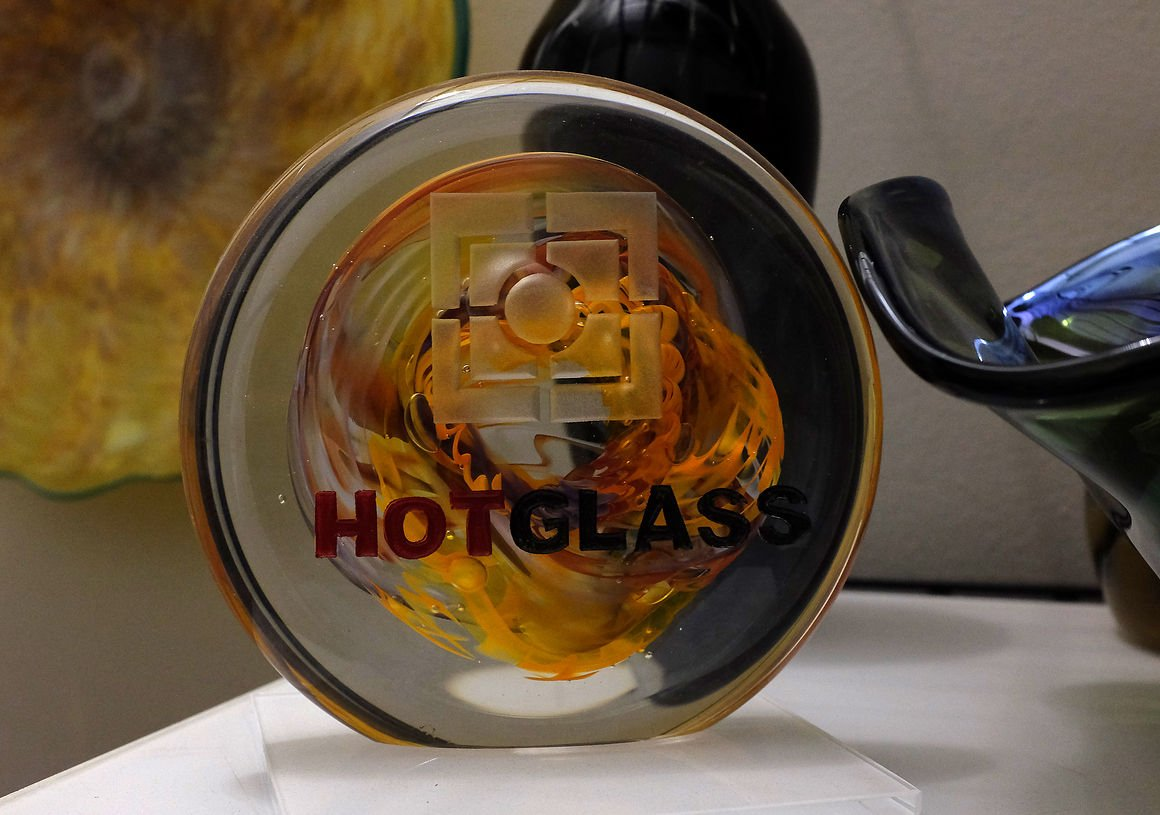 Hot Glass: Meet the artist and shop behind the 2016 Radish awards