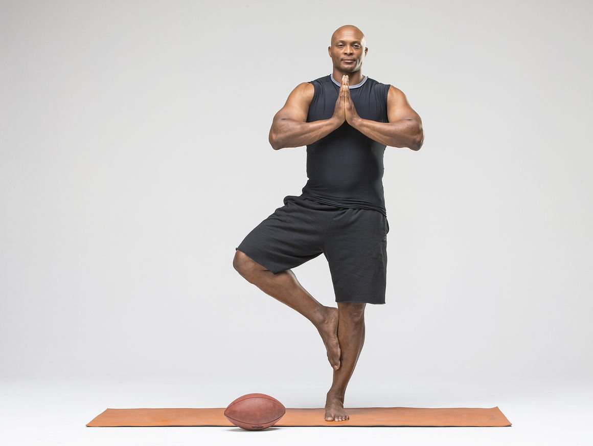 From football to yoga