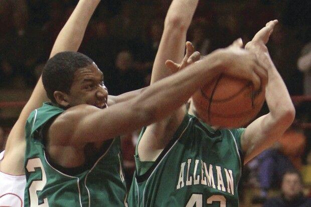 Alleman-Rock Island boys basketball 1/22