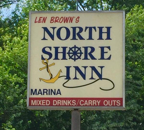 Main Sign