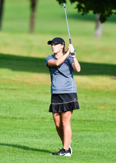 Class 1A Galva Regional Girls Golf Regional
