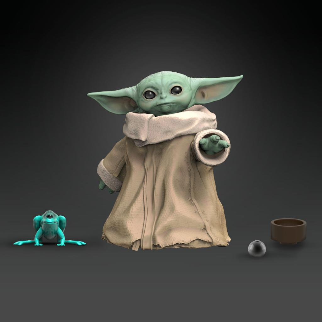 Finally Baby Yoda Toys Unveiled By Disney At Last Entertainment Qconline Com