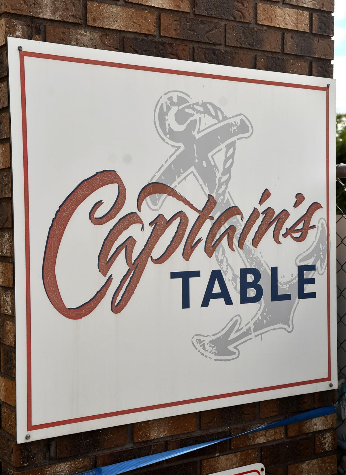 Ground breaking for the new Captain's Table Restaurant in Moline