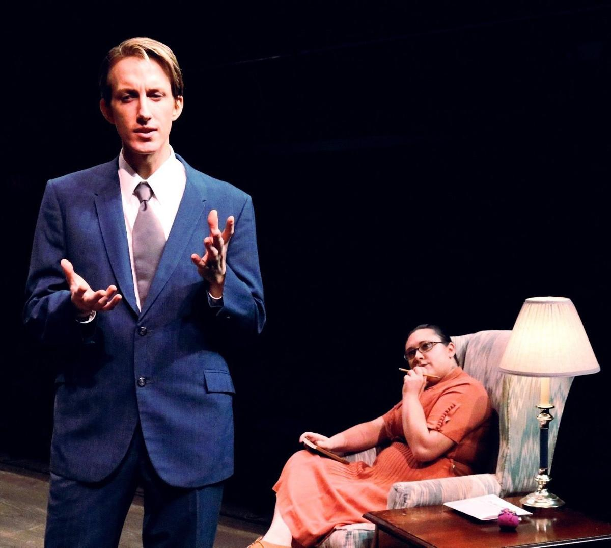 Intelligent Absorbing New Play Offers Something Magical
