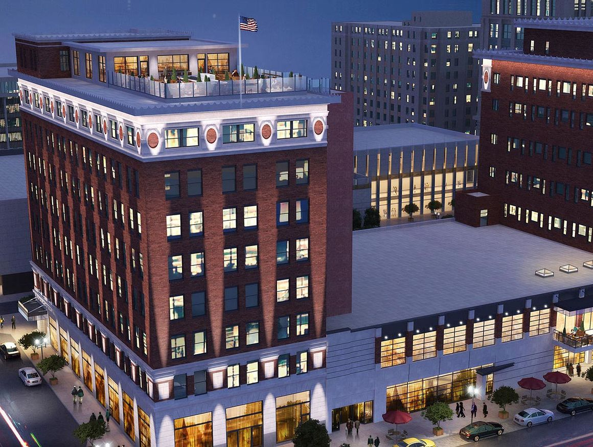 33m current iowa hotel to open july 5 in davenport. Black Bedroom Furniture Sets. Home Design Ideas