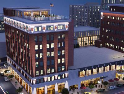 33m Cur Iowa Hotel To Open July 5 In Davenport
