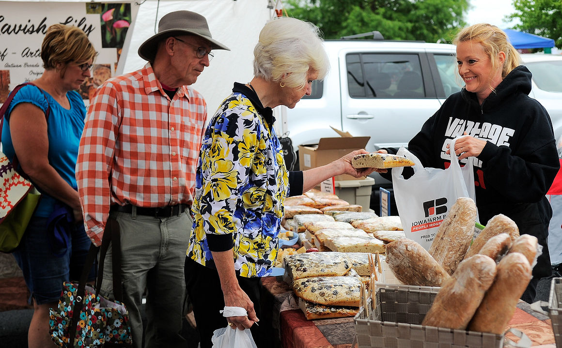 A fervor for flavor: Local artisan makes food into art