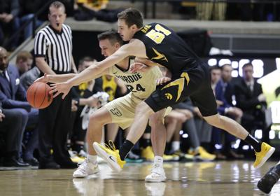 Iowa Thrashed At Purdue To Fall To 0 3 In Big Ten Play College