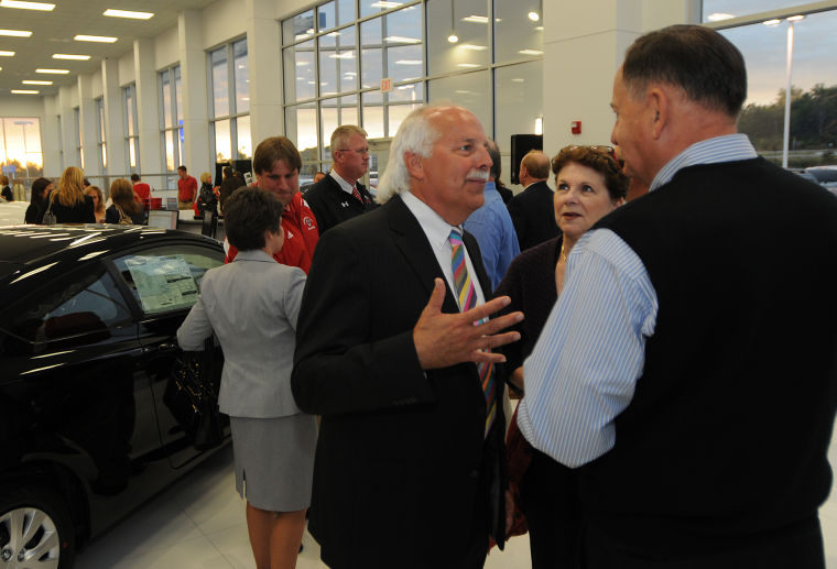 Zimmerman Honda celetes opening new dealership | Business ...