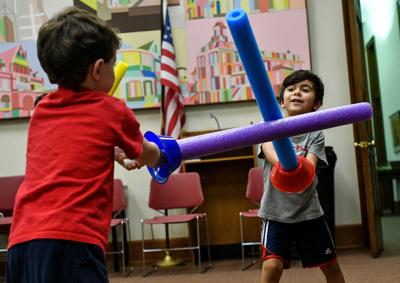 Exercise your mind: Summer reading programs work on mind — and body