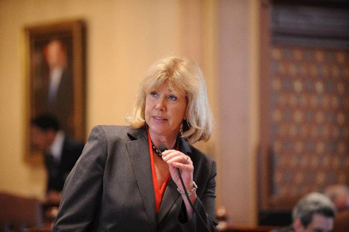 Illinois Sen. Julie Morrison, D-Deerfield