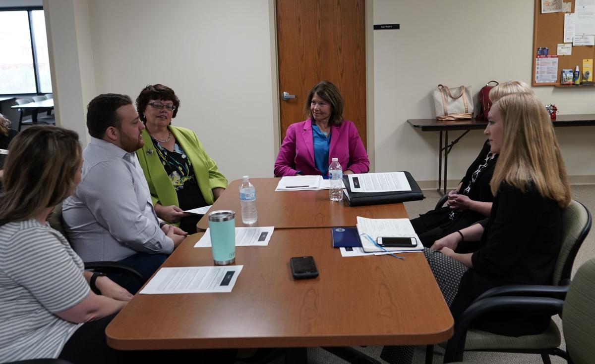 Rural nursing roundtable 1