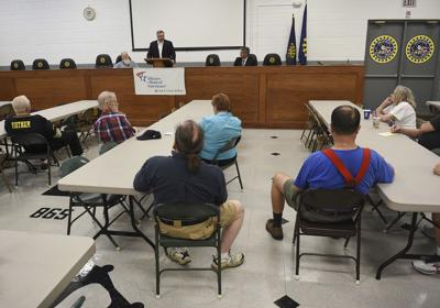 Wednesday political forum fails to draw Republicans, audience