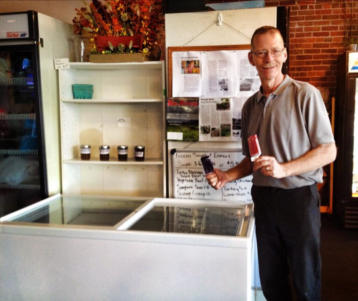 Ahhhh: Fresh Deli serves up frozen treats to help you beat the heat