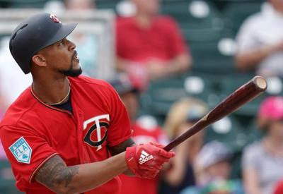 Twins outfielder Byron Buxton says he consumed 10,000 calories daily over the offseason in an effort to put on extra weight.