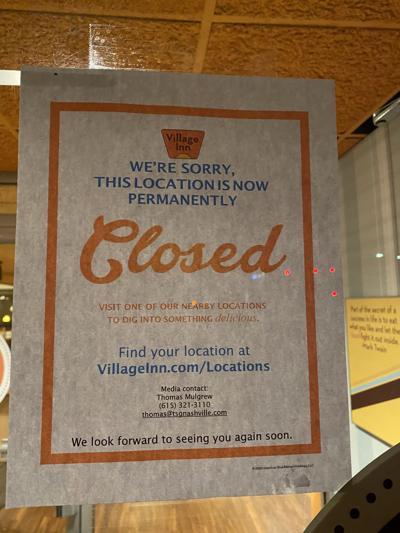 Bettendorf Village Inn closes