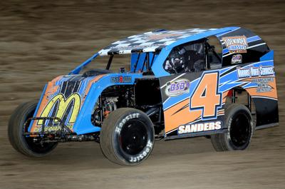 QC Driver's Spotlight: Shon Sanders, No  4 Mod Lite | Sports