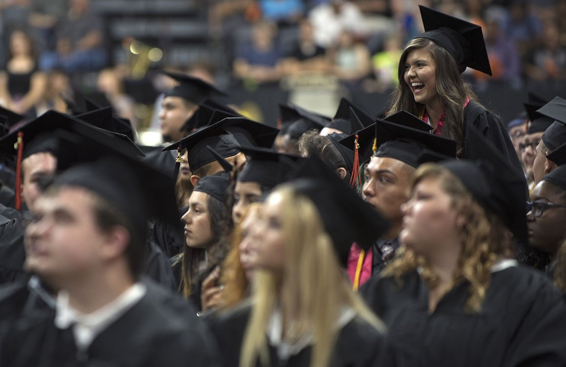 UTHS grads urged to serve others, leave legacy