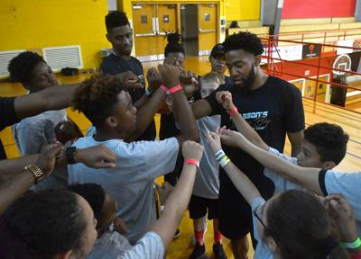 Chasson's Dream Big Youth Camp