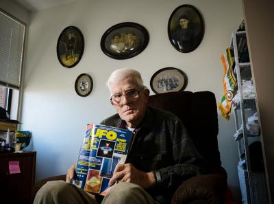 Retired Moline officer recalls the day the UFO paid a  call