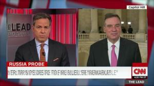 Sen Warner: Trump putting U.S. in 'uncharted territory'