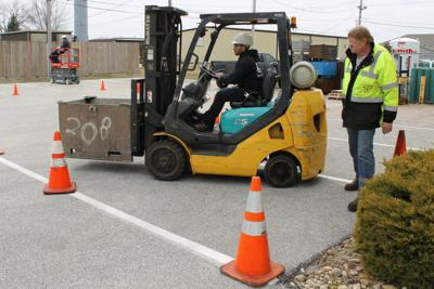 Fork truck operator safety class Aug. 29 at BHC