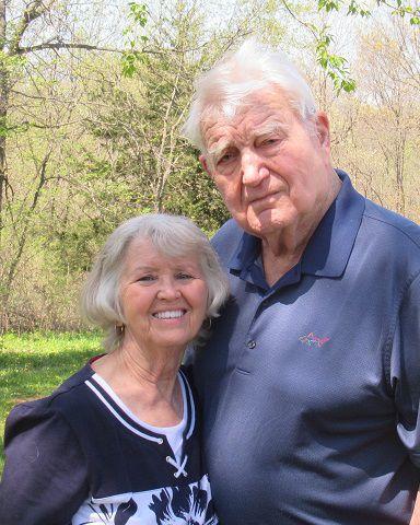 Jim and Barbara (Lain) Morgan
