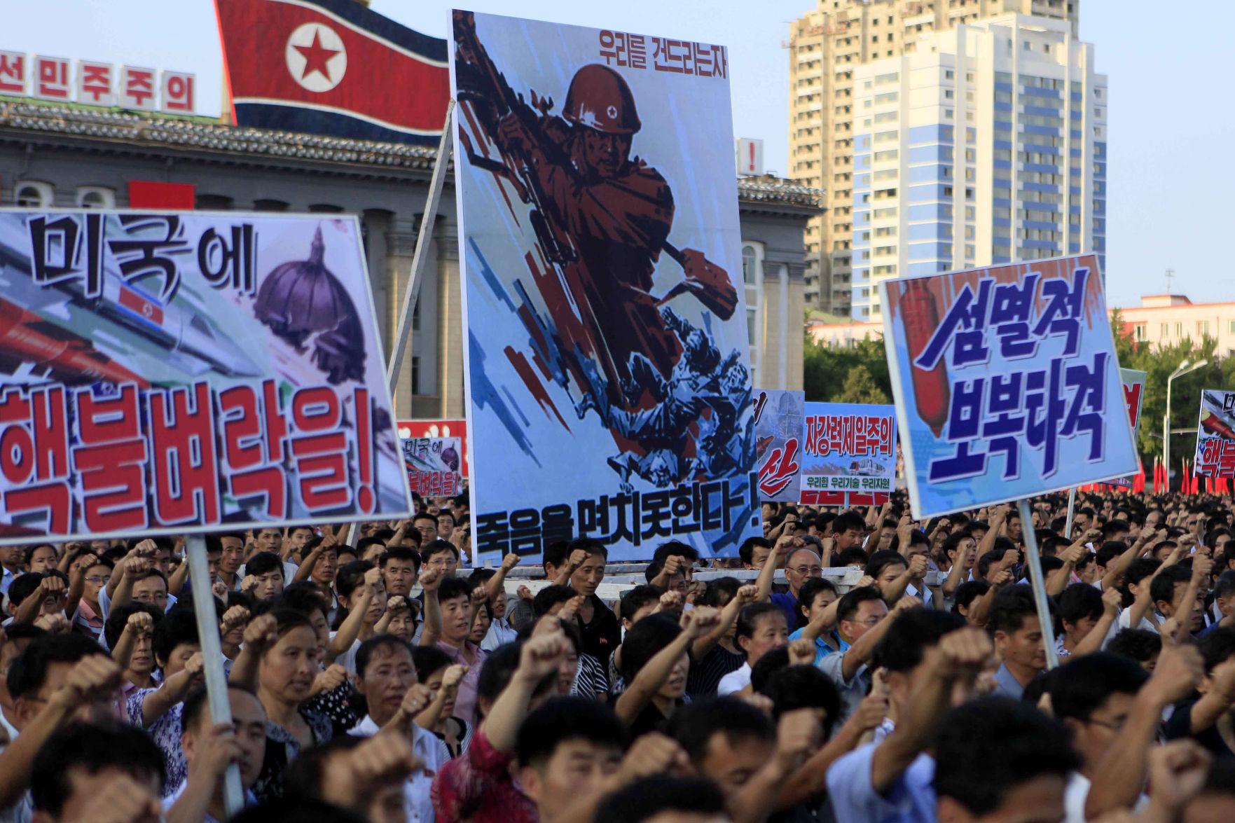 North Korean military reiterates Guam strike plan threat