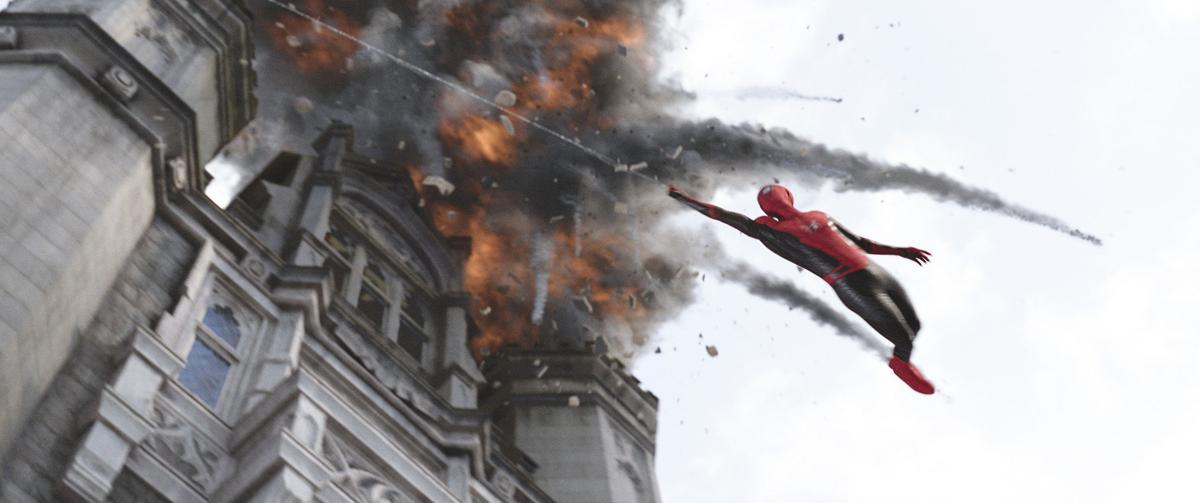 Film Review - Spider-Man: Far From Home