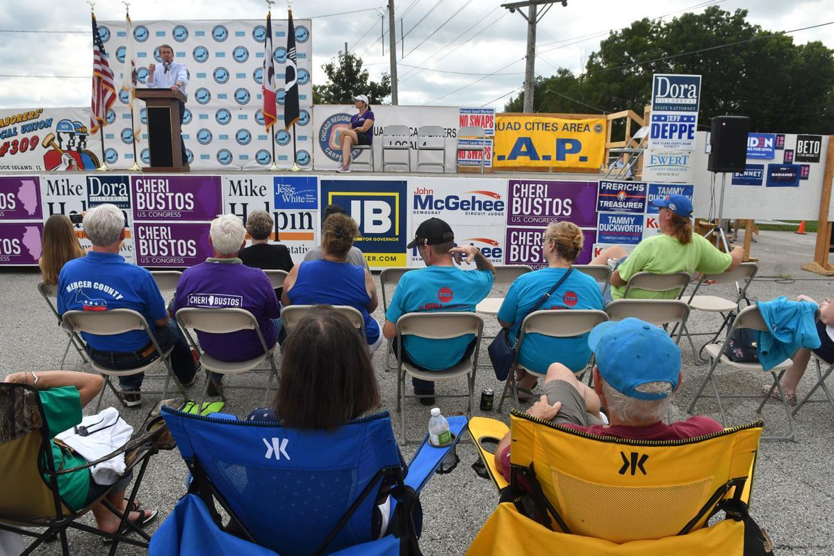 52nd Annual Democrats Labor Day Picnic