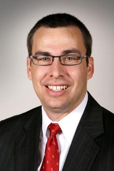 Iowa state Sen. Roby Smith
