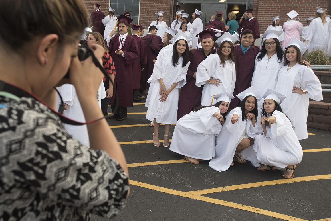 MHS graduates encouraged to pursue their dreams