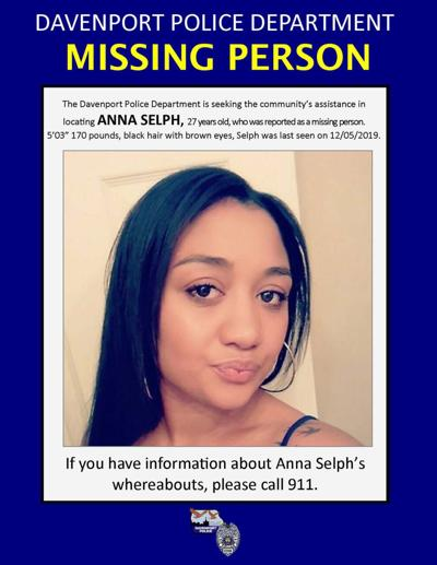 Missing woman 120719
