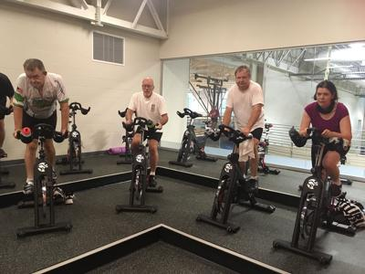 Cycling inspires those with Parkinson's disease to keep moving