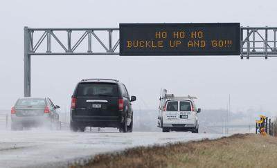 Iowa DOT's Message Mondays are meant to be memorable and increase safety