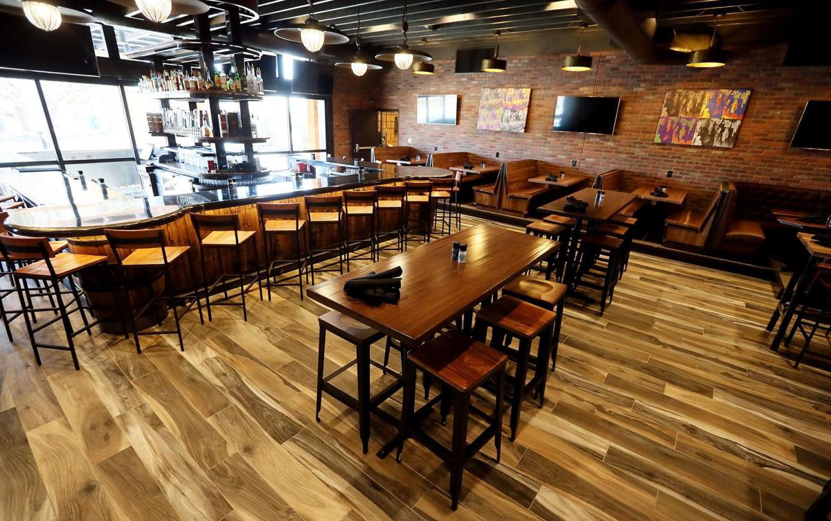Restaurant Reopens As The Tangled Wood
