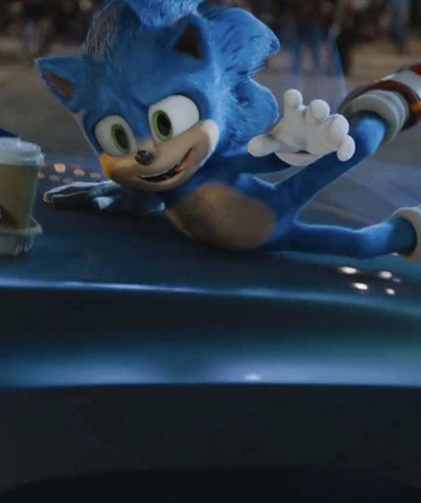 Review Sonic The Hedgehog Is Fast Paced Average Movie
