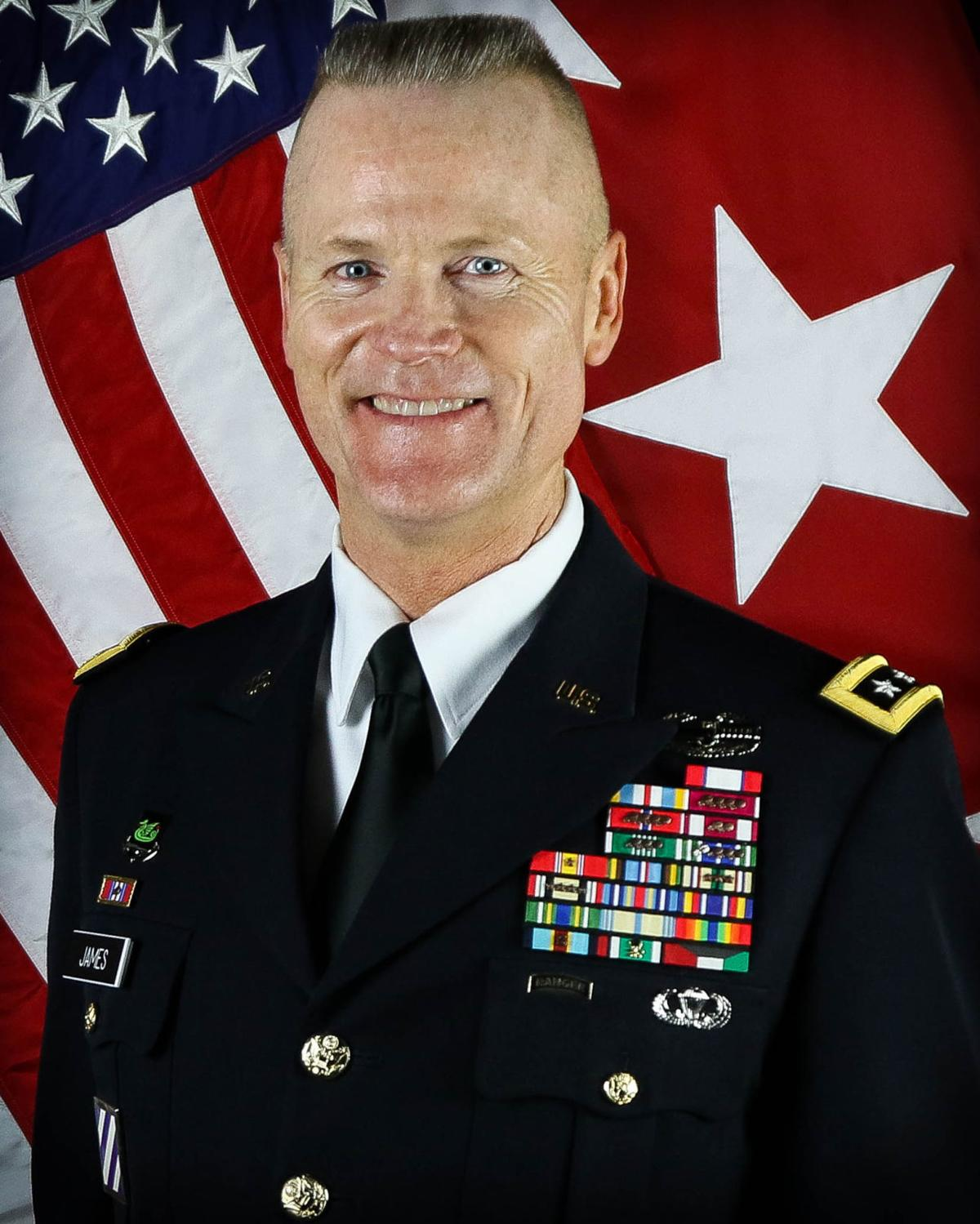 Lt. General Thomas S. James