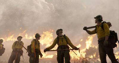Only the Brave' is a true war movie: Firefighters versus wildfires