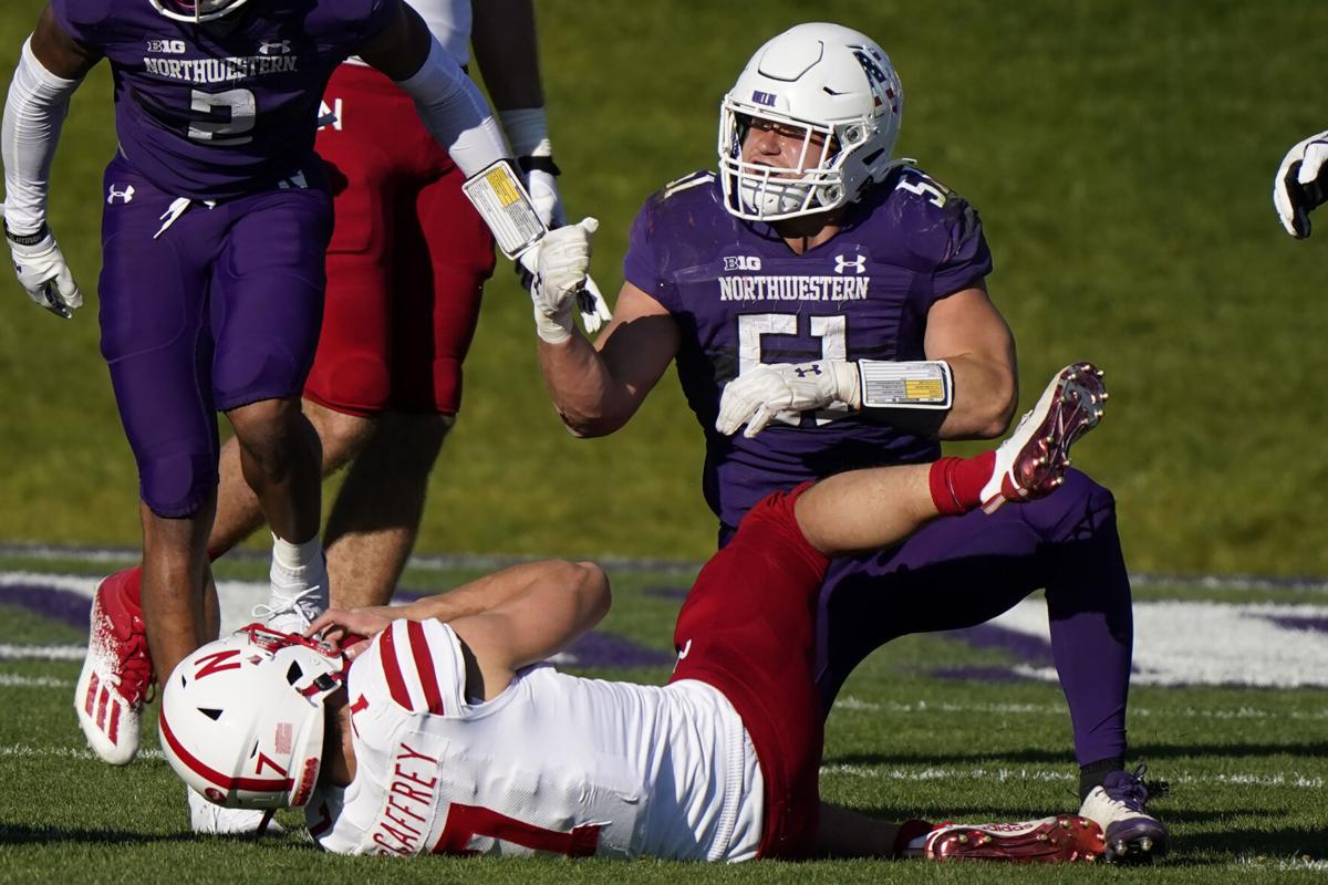 Nebraska Northwestern Football