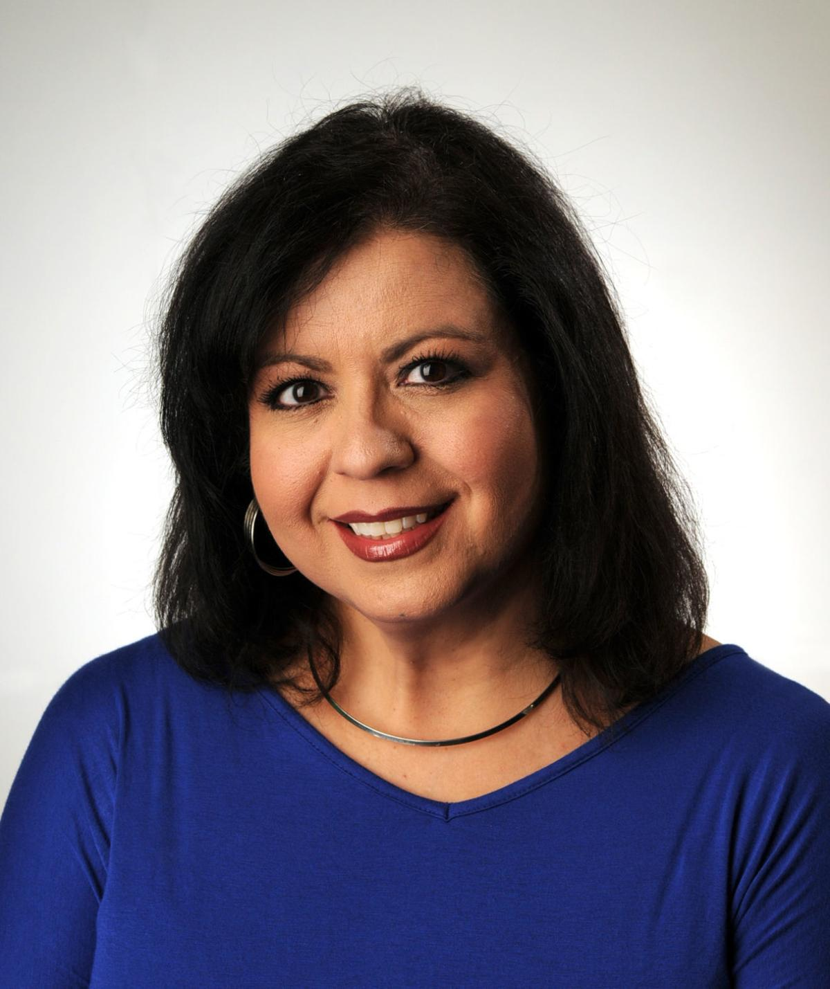 Health columnist Martha Garcia