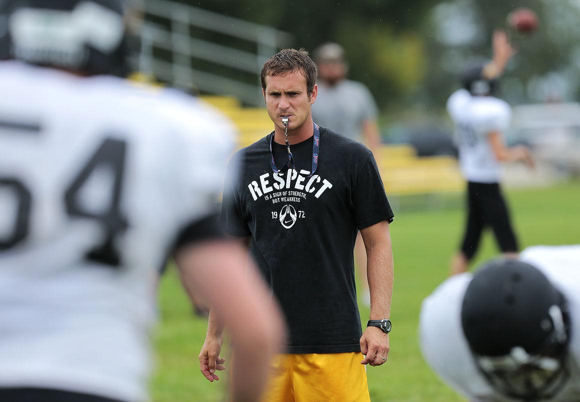Riverdale alum Dierikx looking to restore Rams' winning ways