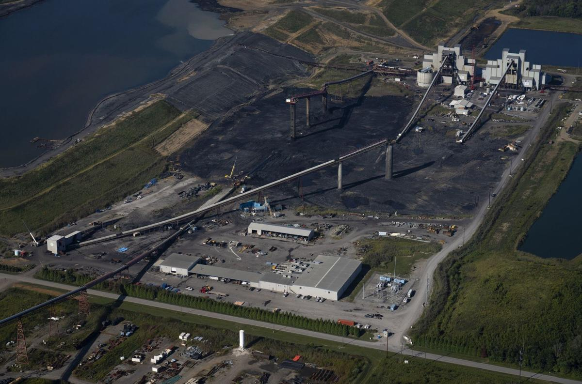 Sugar Camp coal mine